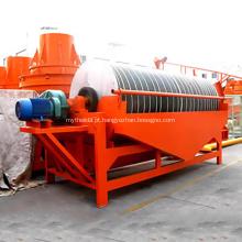 Separador magnético da alta intensidade para a filtragem magnética