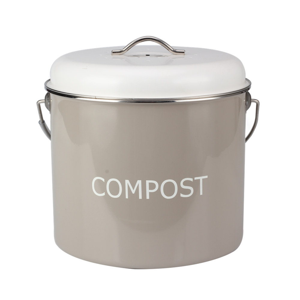 powder coating compost bin