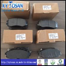 Pastilha de travão para 58101-3ka20 58101-3la20 58101-25A10 58101-2da50