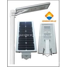 20W Integrated LED Solar Street Light