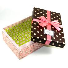 Производитель Пользовательская подарочная упаковка для бумаги