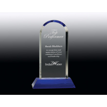 Premio Crystal Dome Tombstone