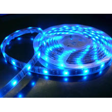 Flexível dmx rgb smd 2835 3014 tira led