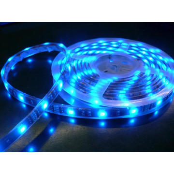 유연한 dmx rgb smd 2835 3014 led strip