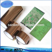 High Temperature PCB Applications adhesive masking polyimide film
