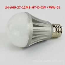LED Lampe A60 E26 / E27 230V dimmbar 7W 3 Jahre Garantie GS TÜV CE ROHS Zertifizierung