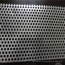 Painel de metal perfurado de alta qualidade