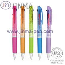 Die Förderung Geschenke Kunststoff Multi-Color Kugelschreiber Jm-M003