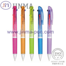 The Promotion Gifts Plastic Multi-Color Ball Pen Jm-M003