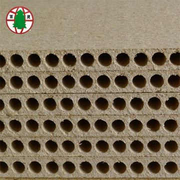 คณะกรรมการ Chip Board Hollow Core Tubular Particle Board