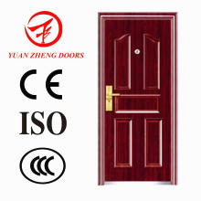 Heat Transfer Print Steel Security Door