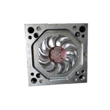 Le bon prix adapté aux besoins du client a moulé le moule automatique en plastique de fan de moule