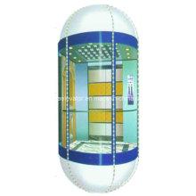 Ascenseur d'observation résidentielle en Chine avec une bonne qualité et un design agréable