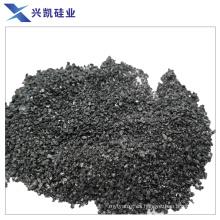 Carburo de silicio para algunos metales no ferrosos