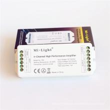 O amplificador do elevado desempenho da CC da CC 12V / 24V 6A da luz do MI para o único diodo emissor de luz da cor / RGB / RGBW descasca luzes