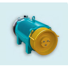 Gearless Traction Machine Permanent magnet synchronous motor