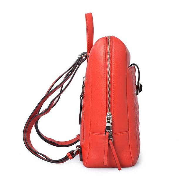 Ladies Creative School Bag Mini Leather Women Backpack