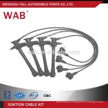 Cabo do cabo de ignição substituição auto carro peças conjunto assembly de fio de vela de ignição 90919-22319 para Toyota