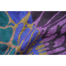 Ladies'popular hand embroidered wool scarf&shawl