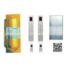 Ascenseur d'observation de type moderne avec bonne qualité et prix compétitif