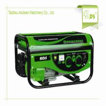 1.5kw-7kw Honda Motor Gasolina Portable Gasolina Generador (Set)