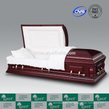 LUXES cremación estándar americano ataúd Nottingham