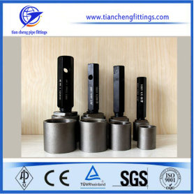 Black Steel Pipe Sockets