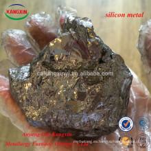 Venta caliente de buena calidad silicio metal 553 441 / metal silicio 441