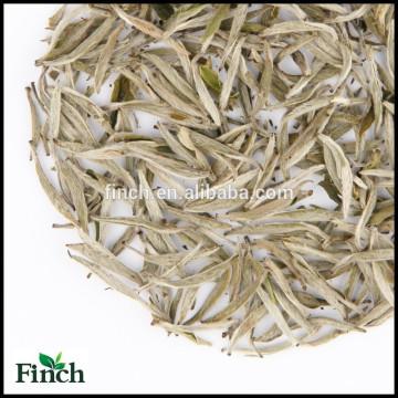 WT-001 EU Standard Baihao Yinzhen oder Spitze Silber Nadel Tee Großhandel Lose Lose Blatt Weißen Tee