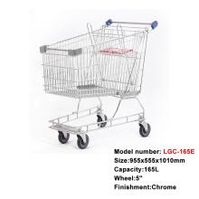 オーストラリアのスーパーマーケットショッピングカートトロリー