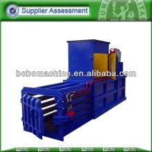 automatic horizontal loose material baler