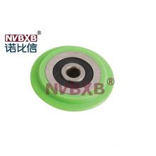 Shower Door Bearing Wheels/ Plastic Pulley Wheels (PB-NB-C608ZZ/2RS(H=9.00))