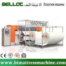 Máquina de multi-funcional Quilting automático computadorizado Cordao