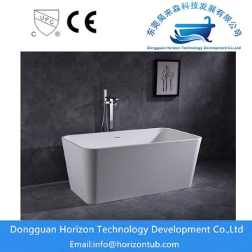 Acrylic solid surface in bathroom