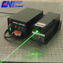 20W 532nm compact green laser for medical treatment