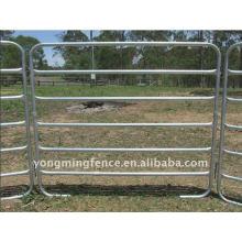 Paneles de cultivo de cabra galvanizada caliente para animales