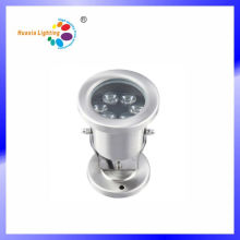 3W Stainless Steel LED Underwater Light
