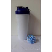Récupérateur de protéines de 600 ml avec compartiments