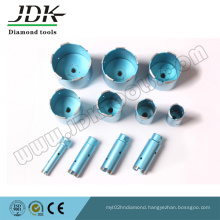 Jdk Drilling Tools Diaomd Core Drill Bit for Granite