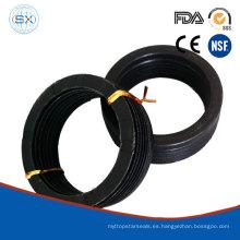 Sellos de anillos de goma homogéneos de la vese de 3000psi para las piezas de la válvula de control