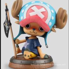 Personalizado de una pieza de PVC Mini figura de acción muñeca niños juguetes