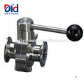 3d Globe V Company 12 Lug Wafer Double Offset Stainless Fast Loading Sanitary Butterfly Valve Diagram