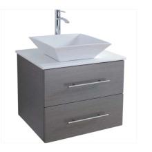 Горячая продажа настенного деревянного ящика для ванной комнаты с зеркалом
