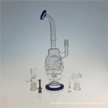 Mothership Feberge Egg Hookah Glass Water Pipes for Smoking (ES-GB-410)
