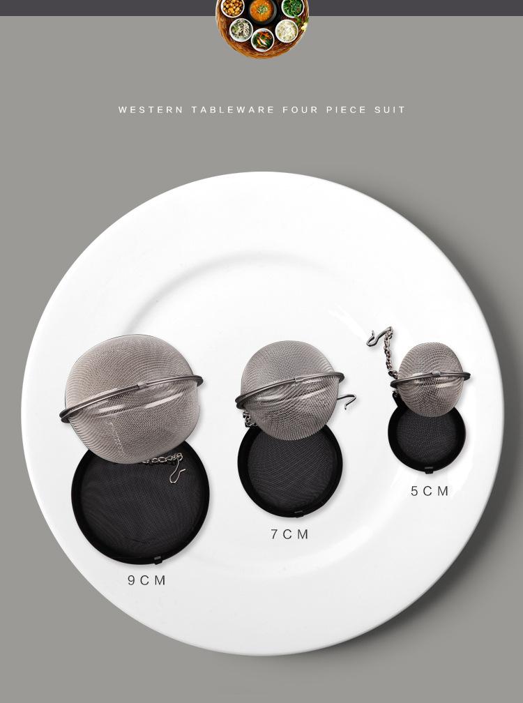 Stainless Steel Tea Infuse