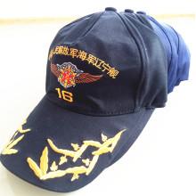 Acepte el casquillo bordado temperamento alto del deporte del ejército de los soldados de encargo