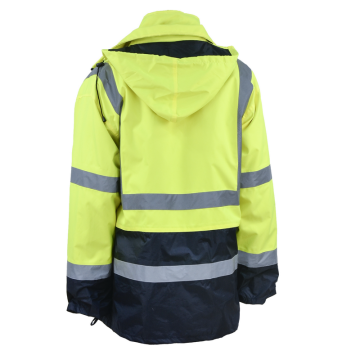 High Visibility Winter Work Jacket