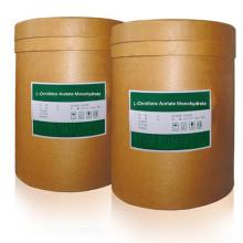 L-Ornithine Acetaat Monohydraat C5H12N202 · C2H4O2 · H20