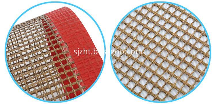 Fiber-glass belts
