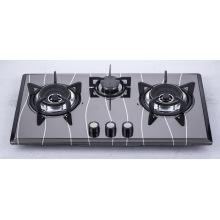 Cuisinière à gaz trois brûleurs (SZ-LW-127)